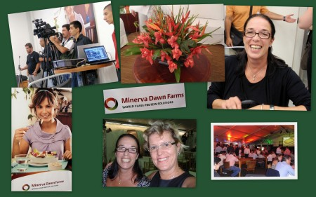 Evento Minerva Dawn Farms