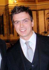 Christian Parisot no COP-15