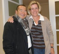 Toshi (Consultor) e Vivian